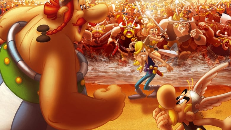 Watch Asterix and the Vikings free