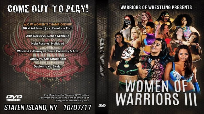 Watch Women Of Warriors III 1337 X movies