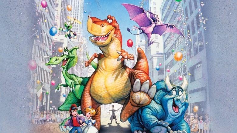 Voir Les quatre dinosaures et le cirque magique en streaming vf gratuit sur StreamizSeries.com site special Films streaming