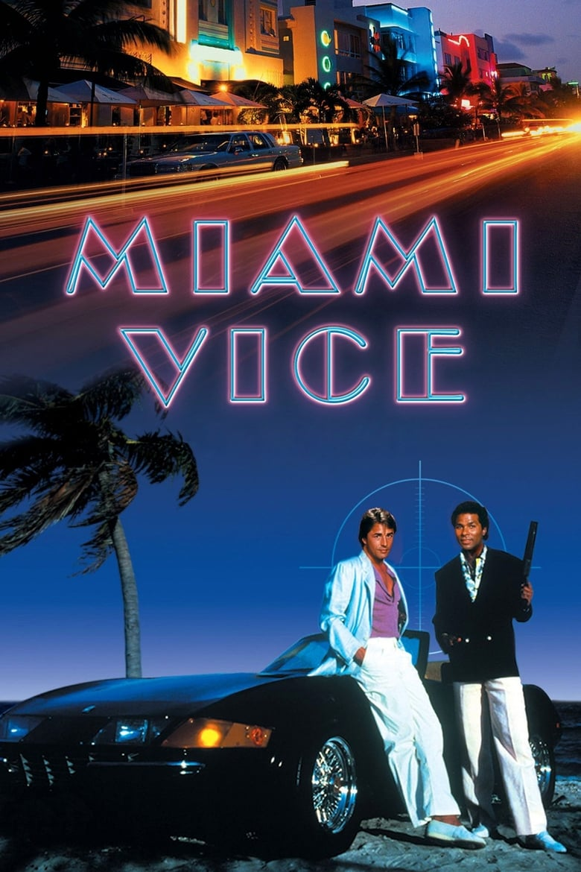 Εξώφυλλο του Miami Vice
