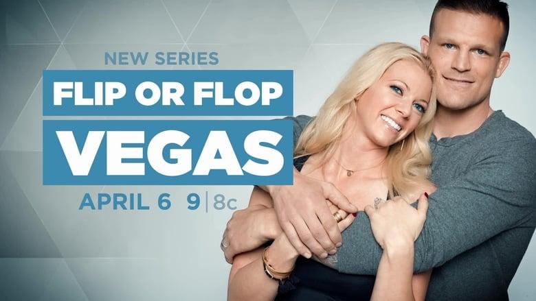 Flip or Flop Vegas banner backdrop