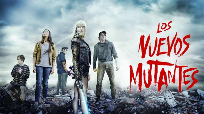 кадр из фильма Новые мутанты