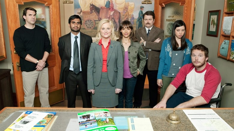 Ver Cartel Serie Parks and Recreation online