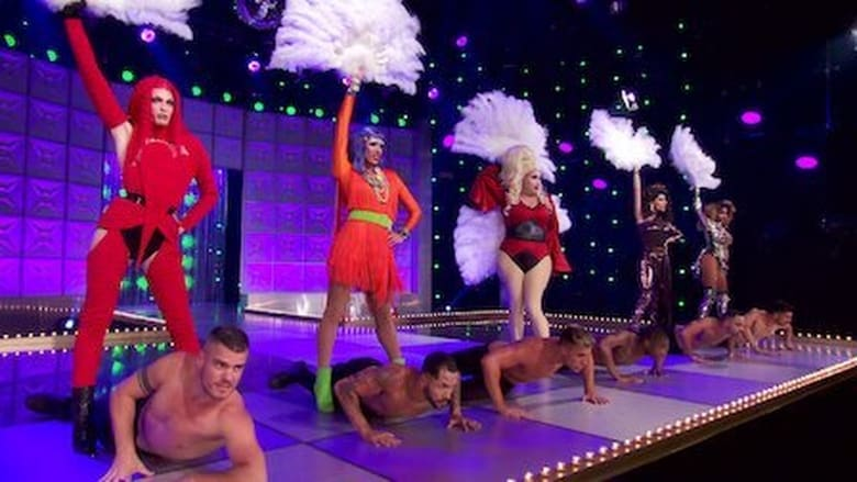 RuPaul: Carrera de drags: 12×12