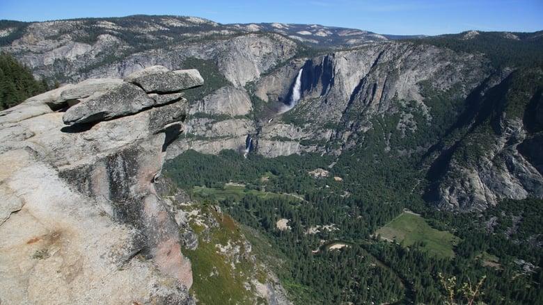 National Parks Exploration Series: Yosemite banner backdrop