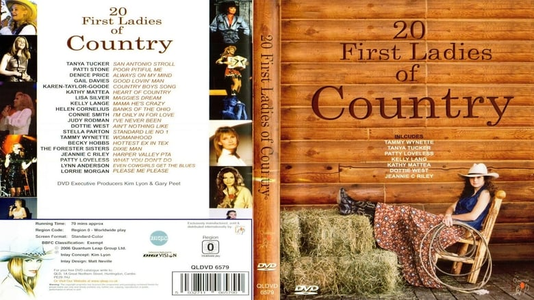 Ver 20 First Ladies of Country Gratis