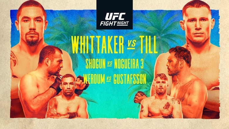 UFC on ESPN 14: Whittaker vs. Till (2020)