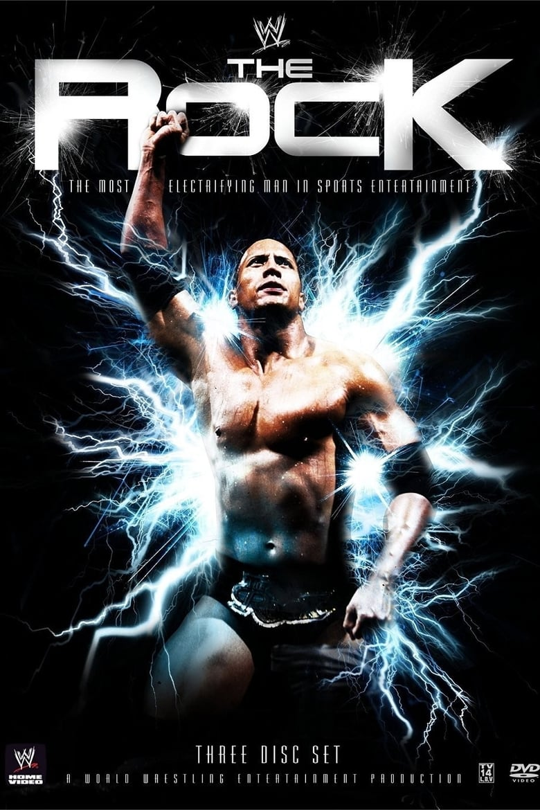 WWE: The Rock: The Most Electrifying Man in Sports Entertainment - Vol. 3 (2011)