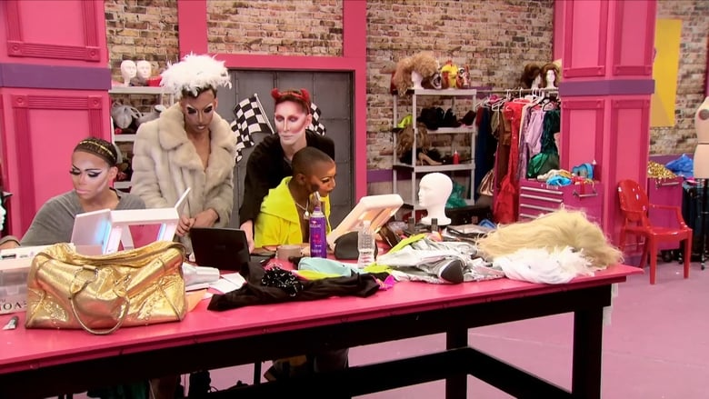 RuPaul: Carrera de drags: 5×2