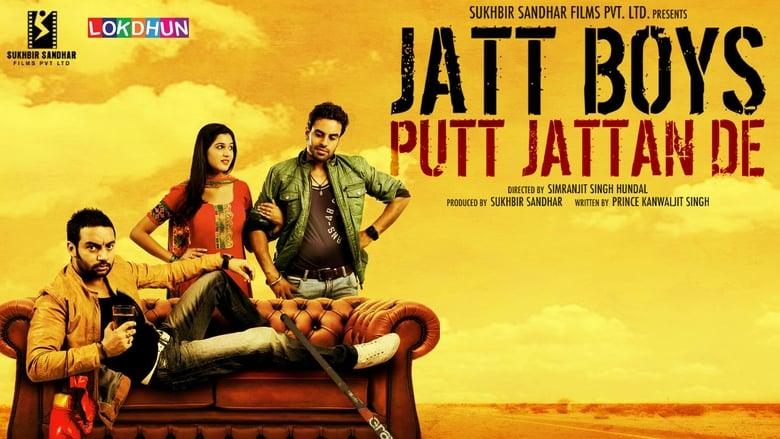 watch Jatt Boys Putt Jattan De now