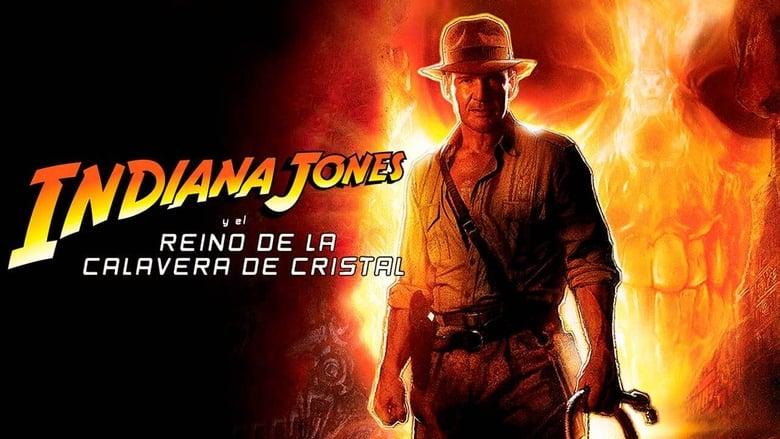 ขุมทรัพย์สุดขอบฟ้า 4: อาณาจักรกะโหลกแก้ว (2008) Indiana Jones 4 The Kingdom of the Crystal Skull