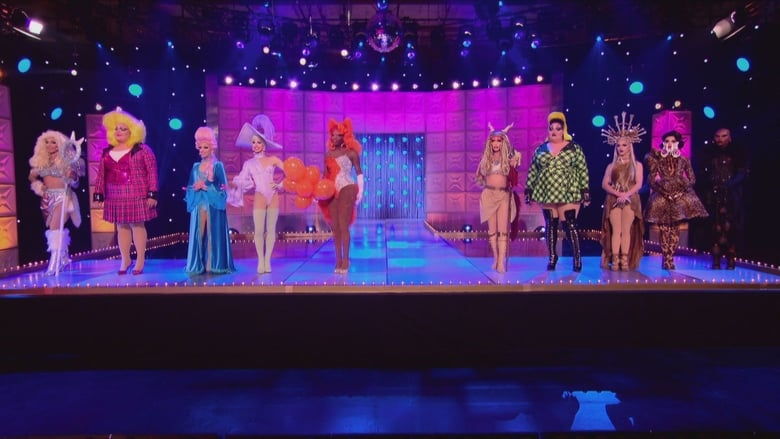 RuPaul: Carrera de drags: 10×11