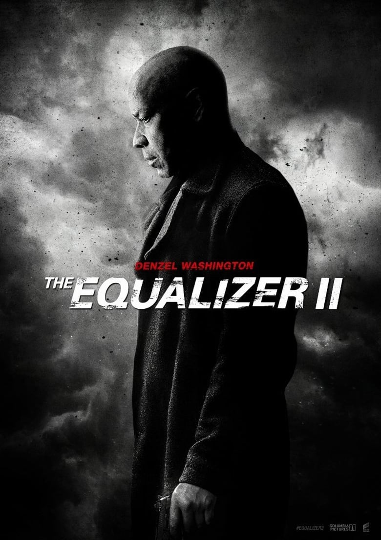 The Equalizer 2 - poster