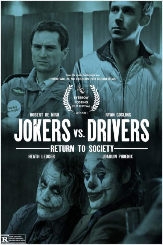 Jokers VS. Drivers - Return to Society (1970)
