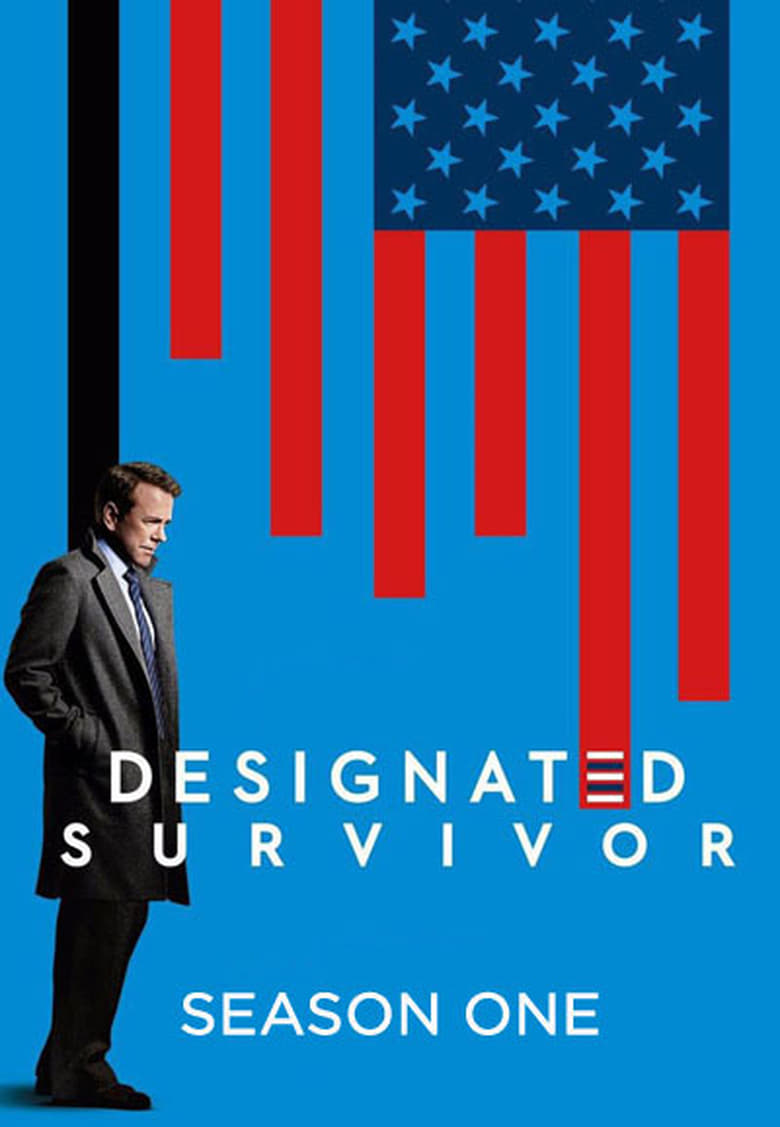 Descedentas / Designated Survivor (2016) 1 Sezonas LT SUB