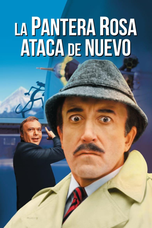 La Pantera Rosa Ataca De Nuevo Película Completa DVD [MEGA] [LATINO] 1976