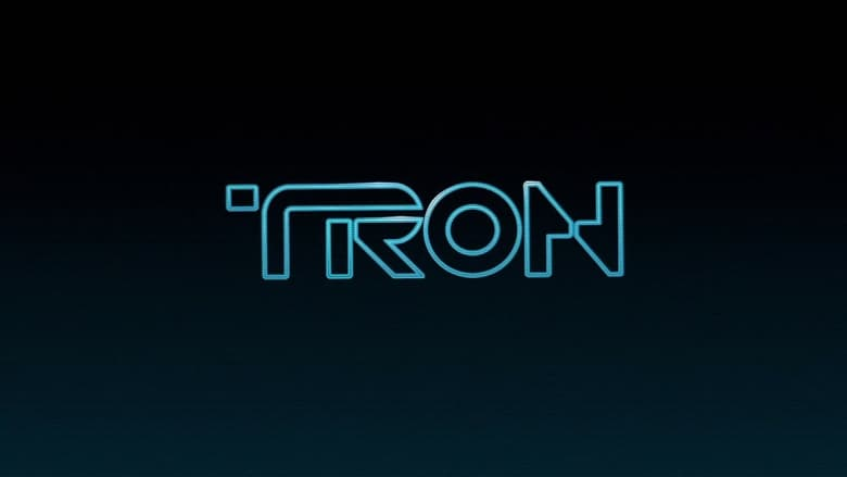 TRON: The Next Day banner backdrop