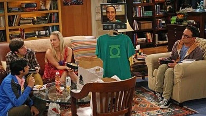 Didžiojo sprogimo teorija / The Big Bang Theory (2010) 4 Sezonas