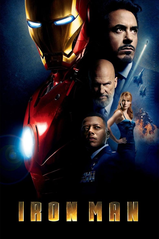 Marvel  ( Ironman )trilogy
