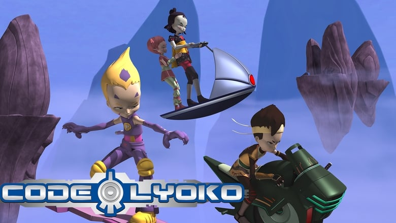 Code+Lyoko