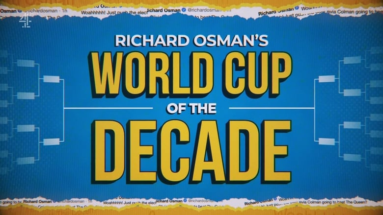 Watch Richard Osman's World Cup of the Decade free