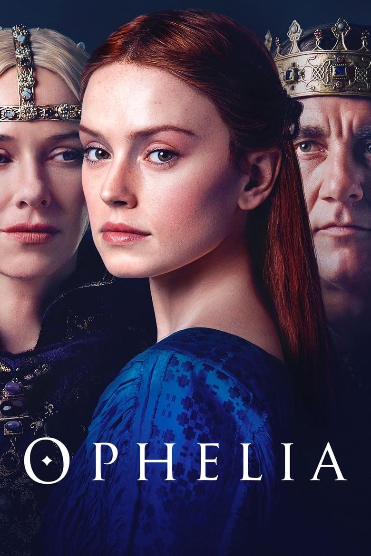 Εξώφυλλο του Ophelia