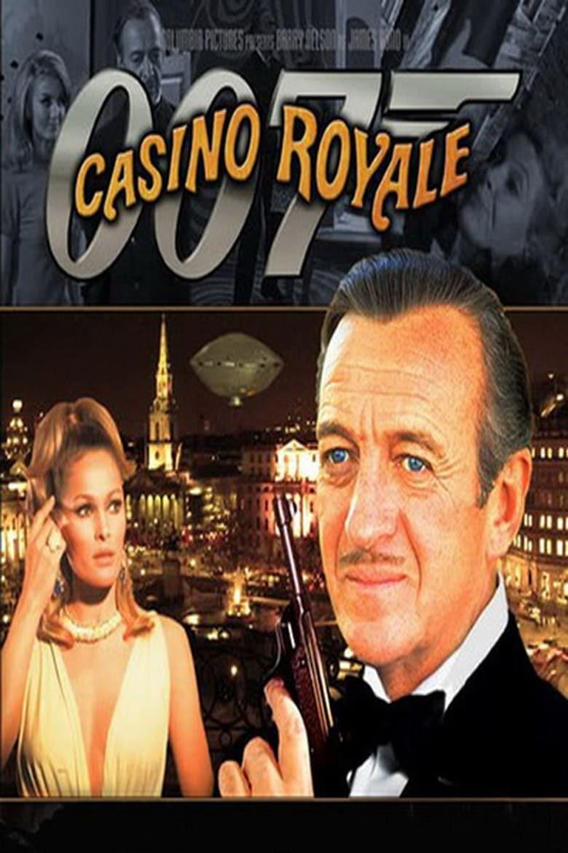 смотреть казино рояль 1967 онлайн