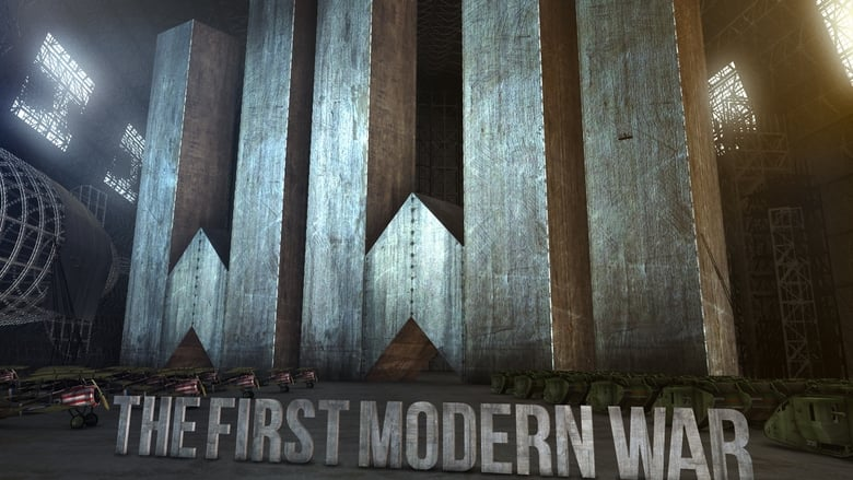 WWI: The First Modern War banner backdrop