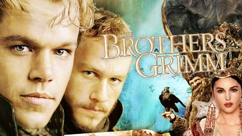 I+fratelli+Grimm+e+l%27incantevole+strega