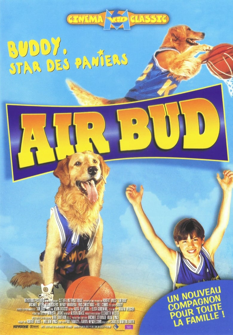 Film Air Bud Buddy Star Des Paniers Streaming Hd Vf 1997 Fr Francais Gratuit Complet Air Bud