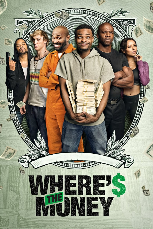 Εξώφυλλο του Where's the Money?