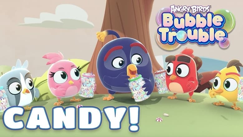 مسلسل Angry Birds Bubble Trouble 2020 مترجم اونلاين
