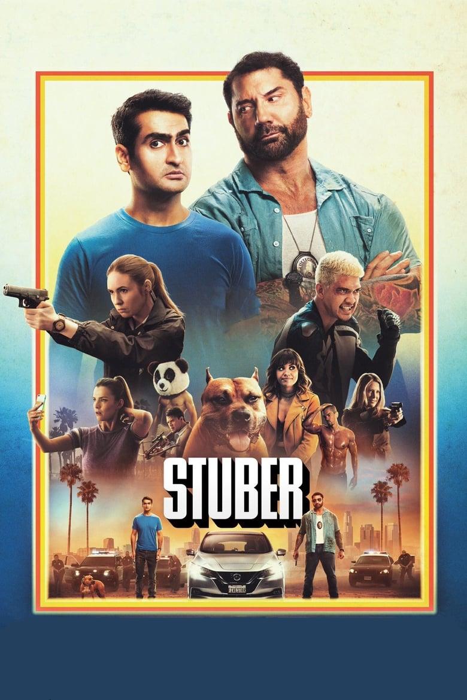 Stuber (2019) - Gamato