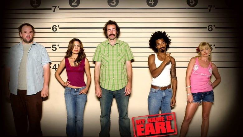 DPStream Earl (My Name is Earl) - Série TV - Streaming - Télécharger poster .0