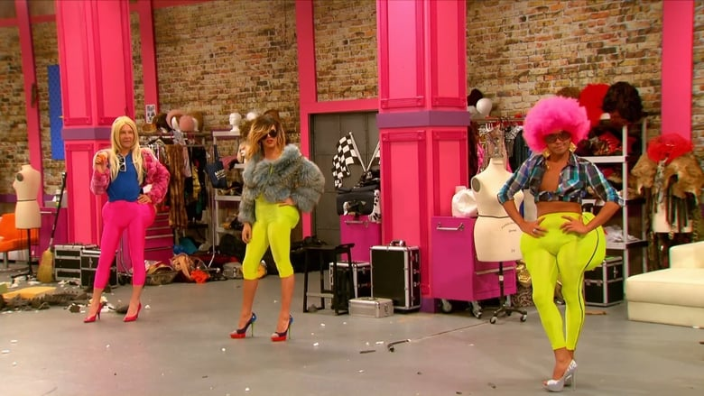 RuPaul: Carrera de drags: 4×2