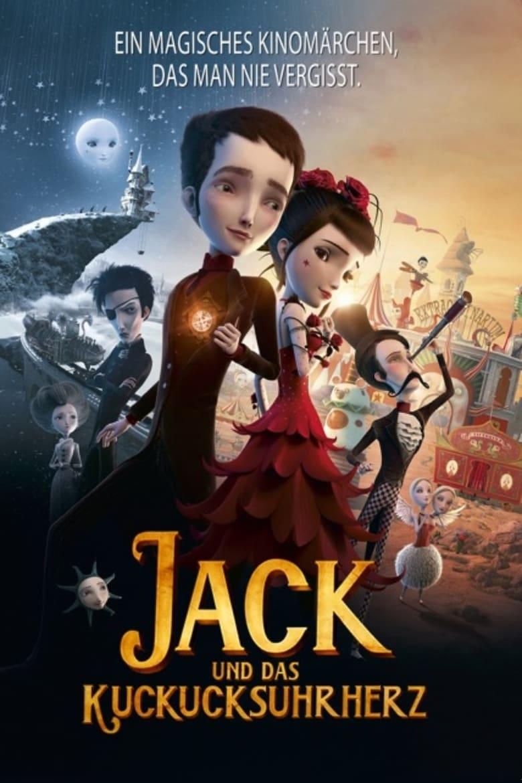 Jack und das Kuckucksuhrherz - Animation / 2014 / ab 0 Jahre