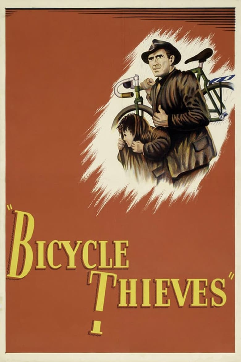 Bicycle Thieves - poster