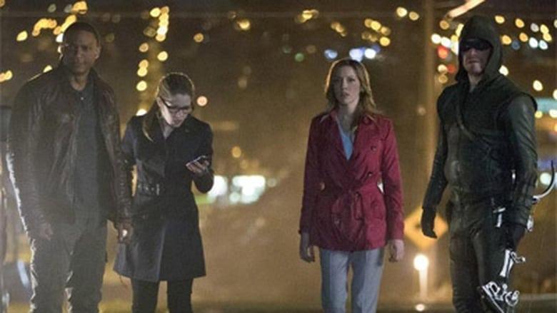 Arrow Season 2 Episode 22