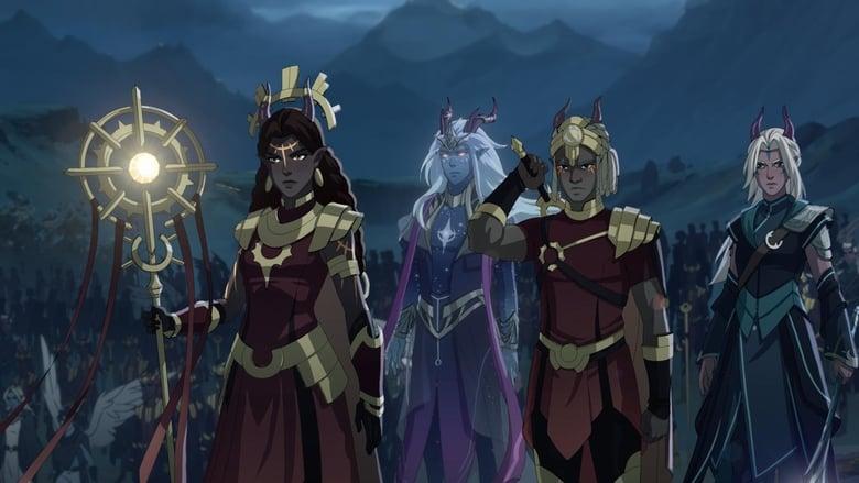 The Dragon Prince 1 Sezon 1 B l m