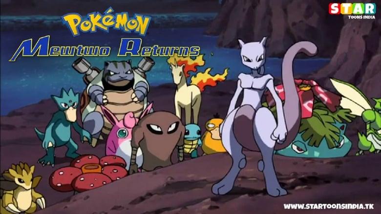 مشاهدة فيلم Pokémon: Mewtwo Returns 2001 مترجم أون لاين بجودة عالية