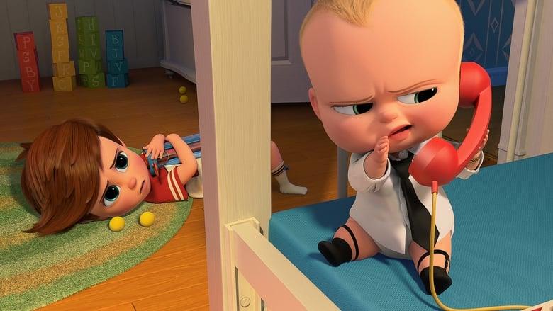 El bebé jefazo (The Boss Baby)