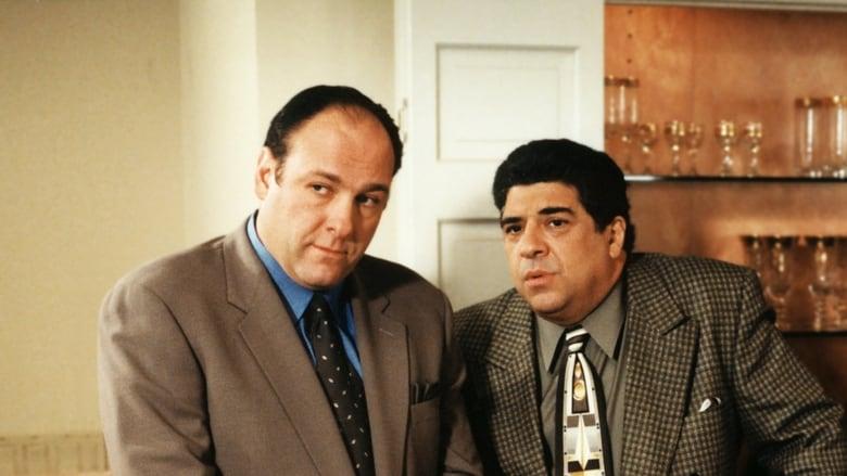 Sopranai: Mafijos kronika / The Sopranos (2000) 2 Sezonas