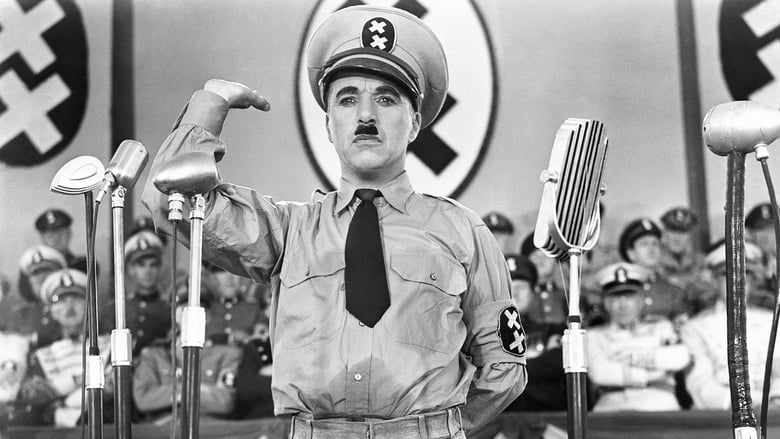 The Great Dictator (1940) English | x265 10bit HEVC Bluray | 1080p | 720p