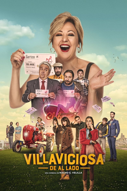 Εξώφυλλο του Villaviciosa de al lado