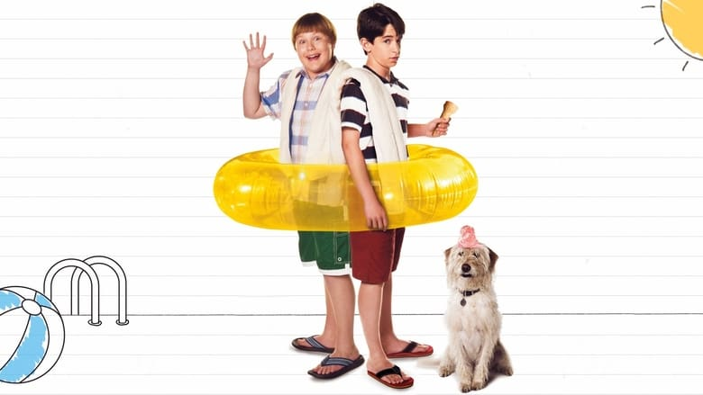 Diary of a Wimpy Kid: Dog Days banner backdrop