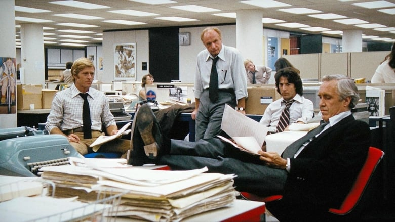 Se All the President's Men swefilmer online gratis