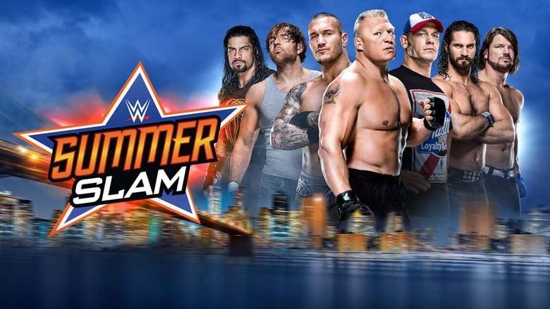 Voir WWE SummerSlam 2016 en streaming vf gratuit sur StreamizSeries.com site special Films streaming