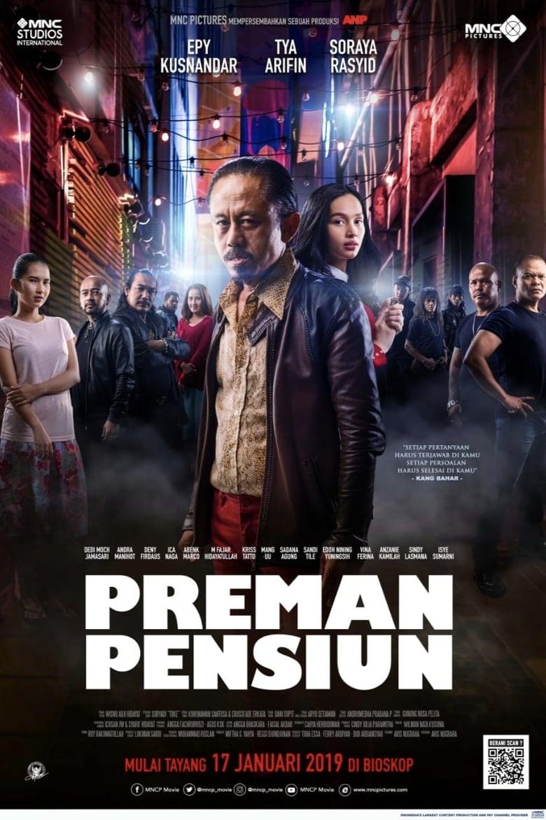 Preman Pensiun - poster