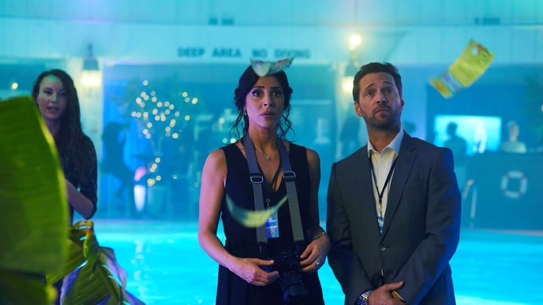 Private Eyes: 3×2