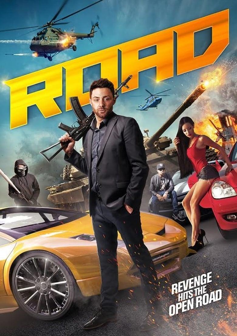 La venganza corre por la carretera (2017) OnLine D.D.